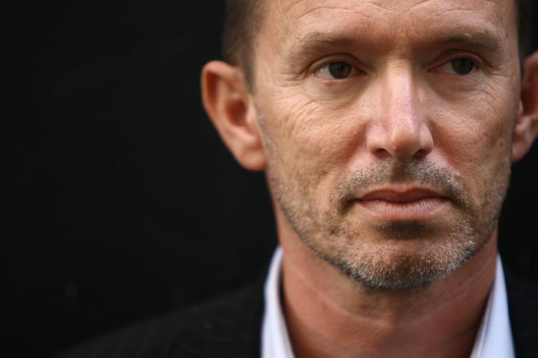 """Laurent Mauvignier, auteur de """"Continuer"""""""