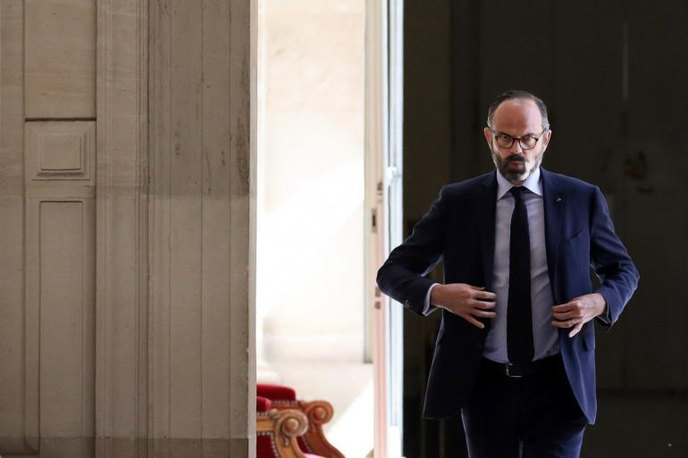 Édouard Philippe, le 14 avril 2020