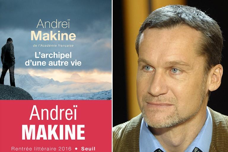 """""""L'archipel d'une autre vie"""" d'Andreï Makine"""
