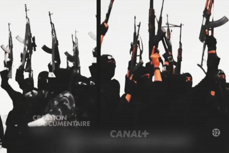 """""""Le studio de la terreur"""" diffusé sur Canal +, mardi 20 septembre à 21 heures"""