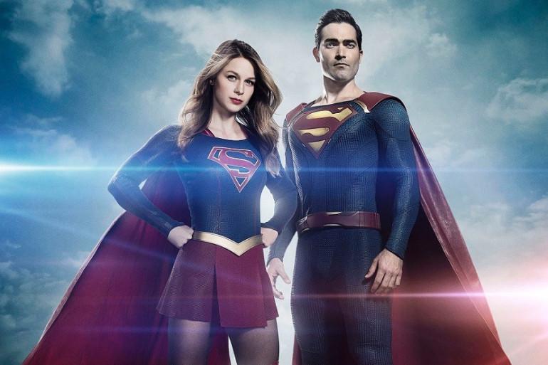 Supergirl et Superman s'unissent le 10 octobre