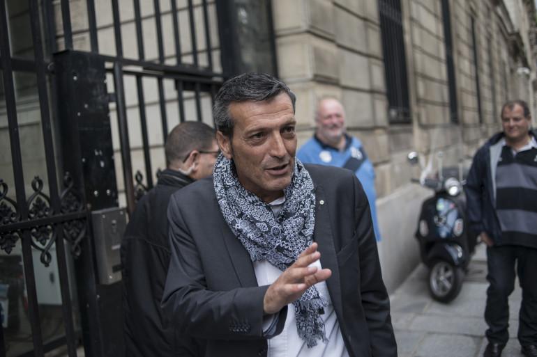 Édouard Martin, eurodéputé socialiste.
