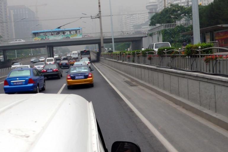 Pékin présente une des plus importante pollution atmosphérique citadine au monde