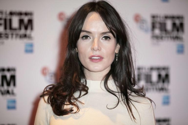 """Valene Kane , interprète de Lyra Erso dans """"Rogue One"""""""