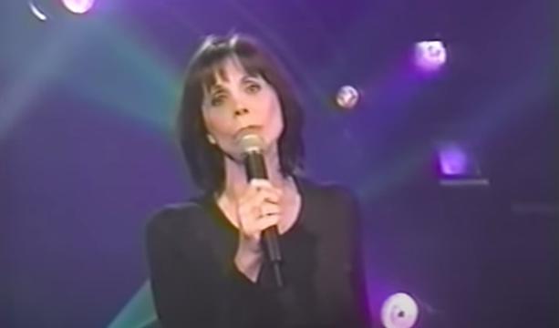 Renée Claude en live à la télévision, dans les années 2000
