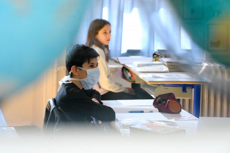 Une école à Villers-lès-Nancy ce mardi 12 mai (illustration)