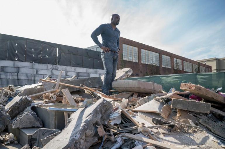 Luke cage, symbole du renouveau de Harlem