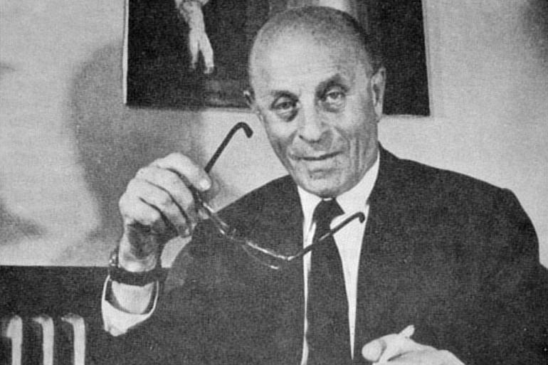 Ladislao Biro en 1978