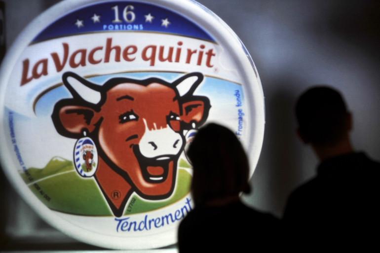 """Le fromage """"La vache qui rit"""" dont raffolent les enfants"""