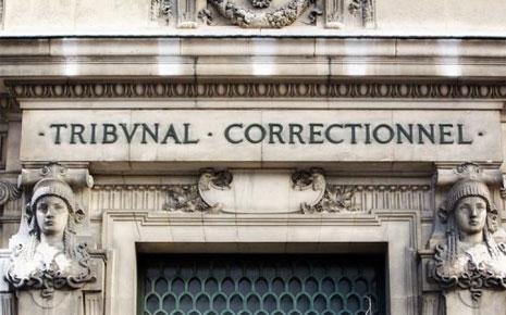 Le tribunal correctionnel de Lisieux