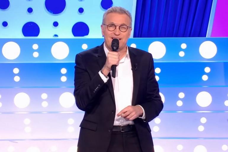 """Laurent Ruquier dans """"On n'est pas couché""""."""
