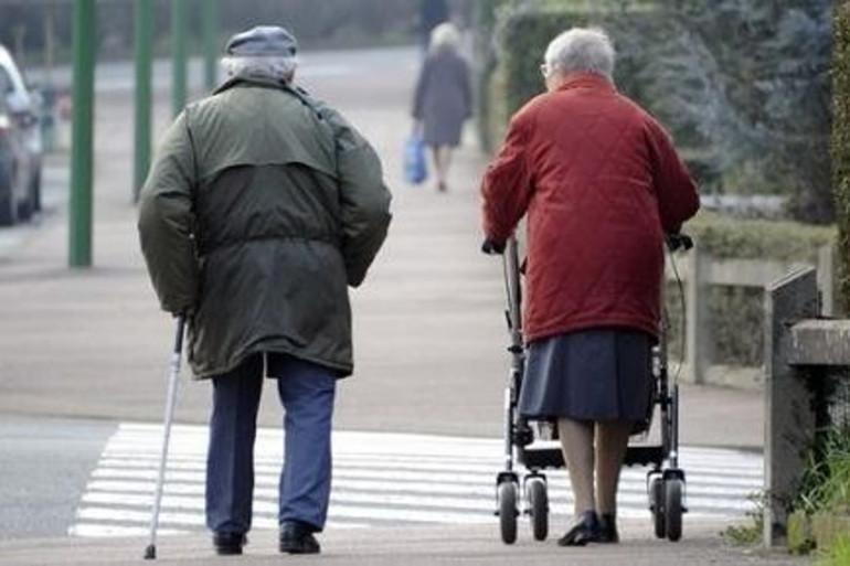 Des personnes âgées (illustration)