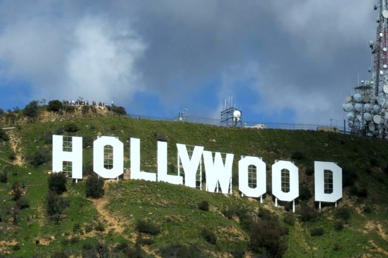 Le Hollywood Sign de Los Angeles