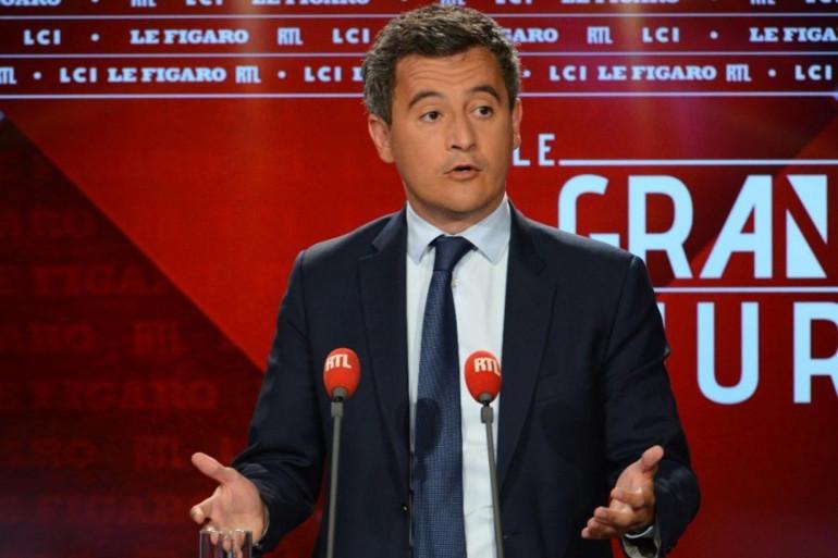 Gérald Darmanin était l'invité du Grand Jury ce 24 mai 2020.