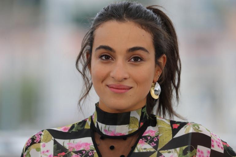 Camélia Jordana à Cannes en 2019