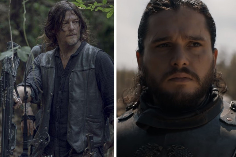 """Norman Reedus compare """"The Walking Dead"""" à """"Game of Thrones"""""""