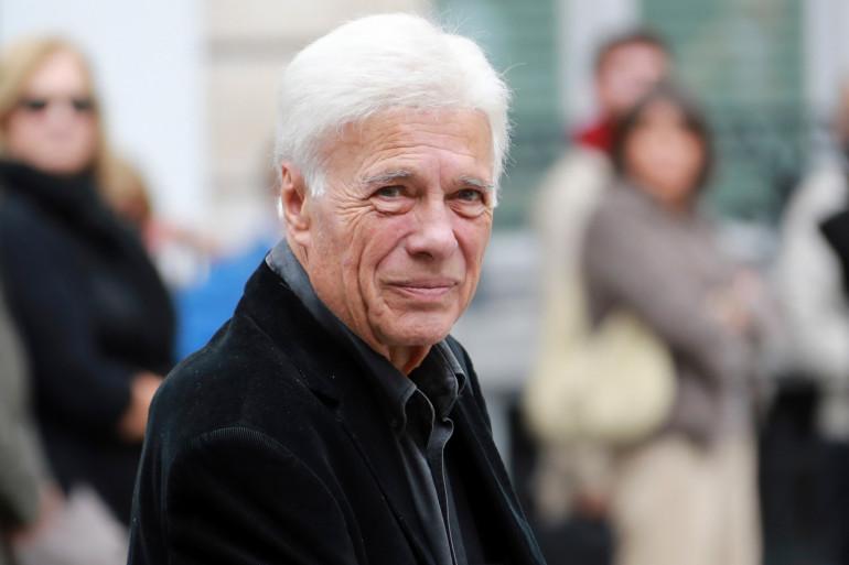 Guy Bedos, le 13 octobre 2017 à Paris