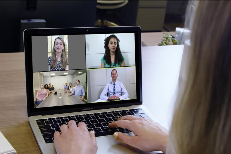 Zoom est l'application de vidéoconférence la plus populaire depuis le début de la pandémie