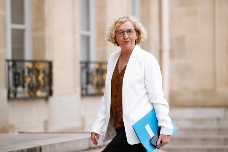 Muriel Pénicaud le 4 juin à l'Élysée