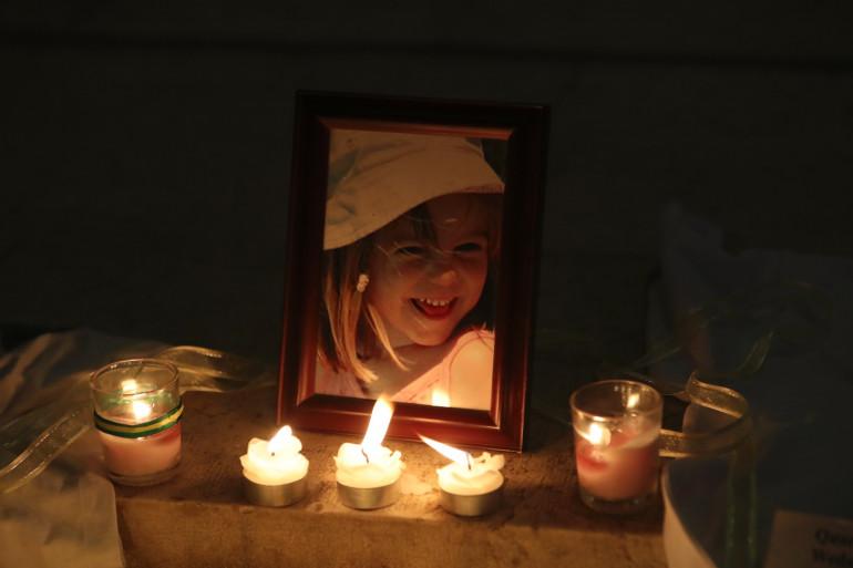 Maddie McCann est portée disparue depuis le 3 mai 2007