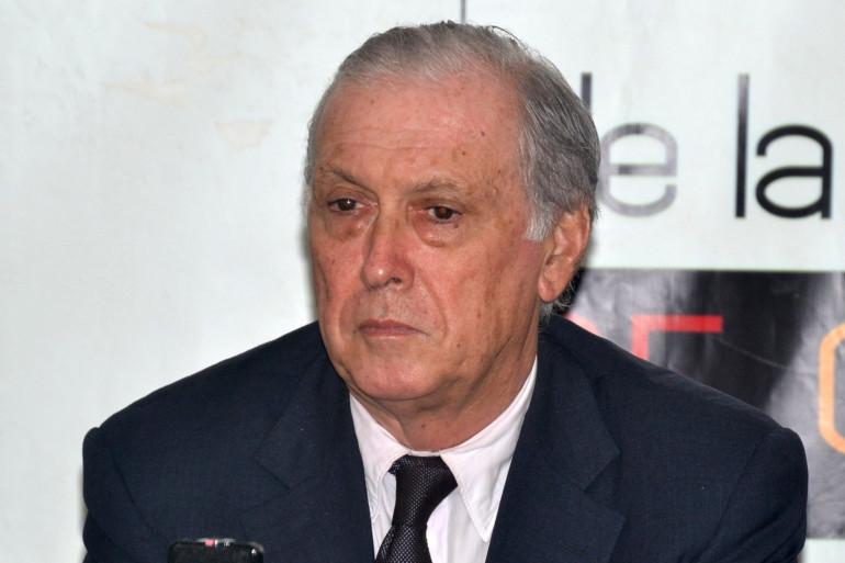Le président du Conseil scientifique Jean-François Delfraissy