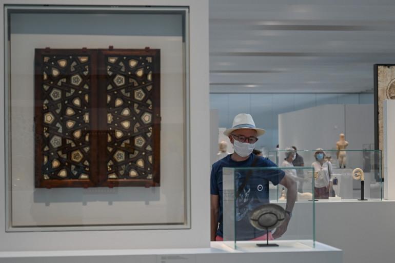 Une visite du Louvres-Lens en juin 2020