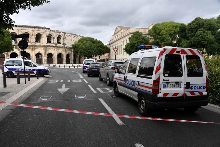 Le tribunal de Nîmes, le 12 juin 2020.