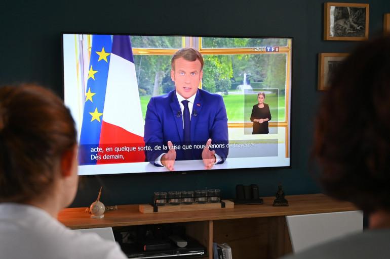 Emmanuel Macron s'est adressé aux Français le 14 juin 2020