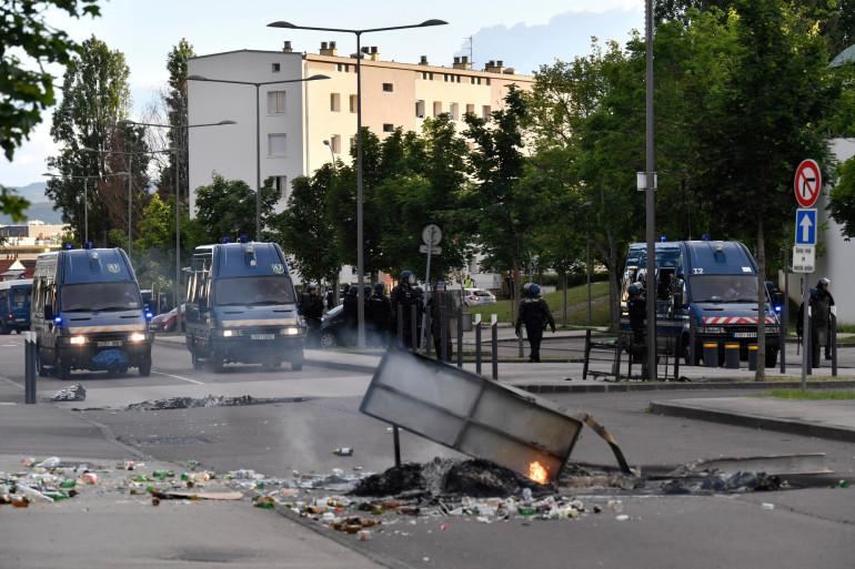 Des violences opposant des membres de la communauté tchétchène et maghrébine et ont agité le quartier des Grésilles à Dijon