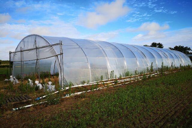 La ferme du Claray achetée par la ville du Loroux Bottereau pour son marché local et la cantine scolaire