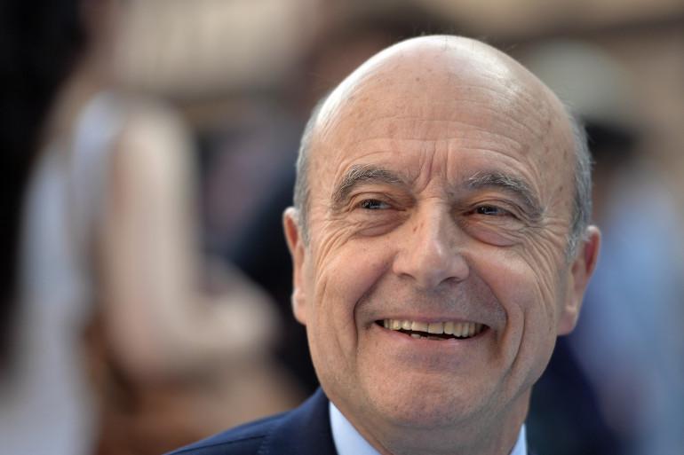 Alain Juppé, au Salon de l'agriculture jeudi 3 mars 2016.