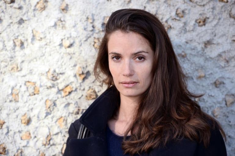 Anne-Cécile Mailfert est porte-parole de l'association Osez le féminisme