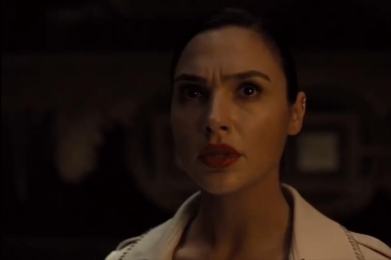"""Wonder Woman (Gal Gadot) dans le teaser de """"Justice League"""""""