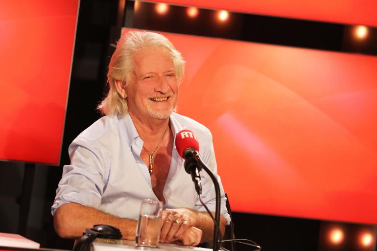 """Patrick Sébastien dans """"Les Grosses Têtes"""""""
