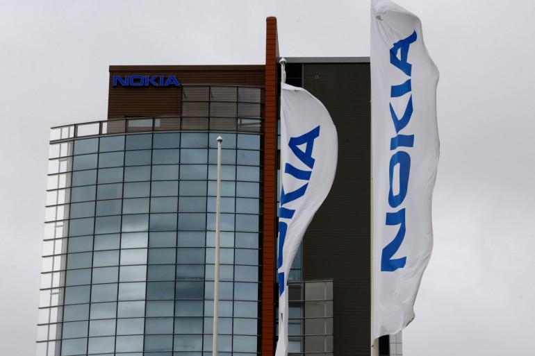 Le siège de Nokia, la multinationale finlandaise (illustration)