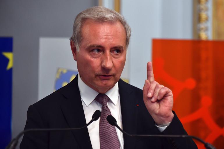 Le maire de Toulouse, Jean-Luc Moudenc (LR)