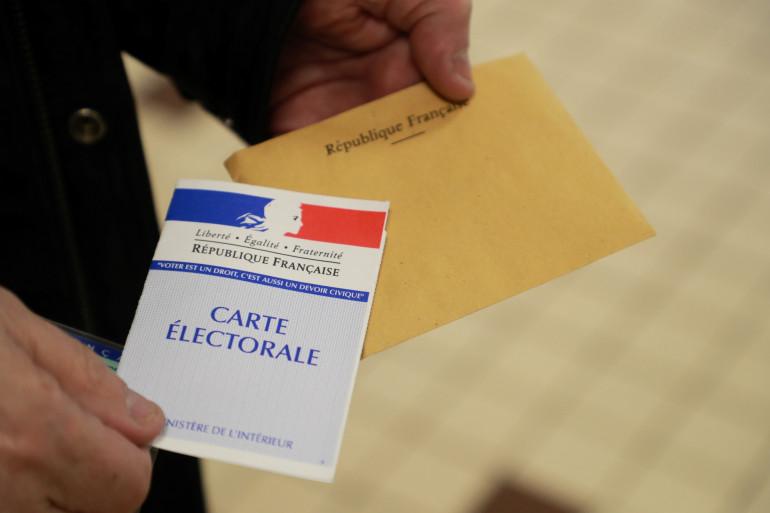 Élections départementales 2021 / Une carte électorale (illustration)