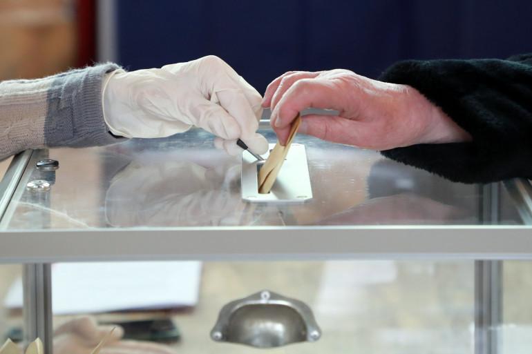 Une urne électorale (illustration)