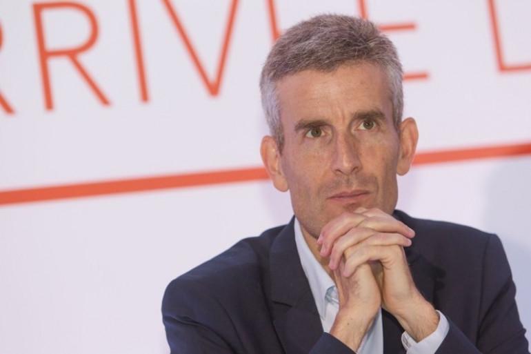 Alain Krakovitch, directeur général du Transilien Ile de France