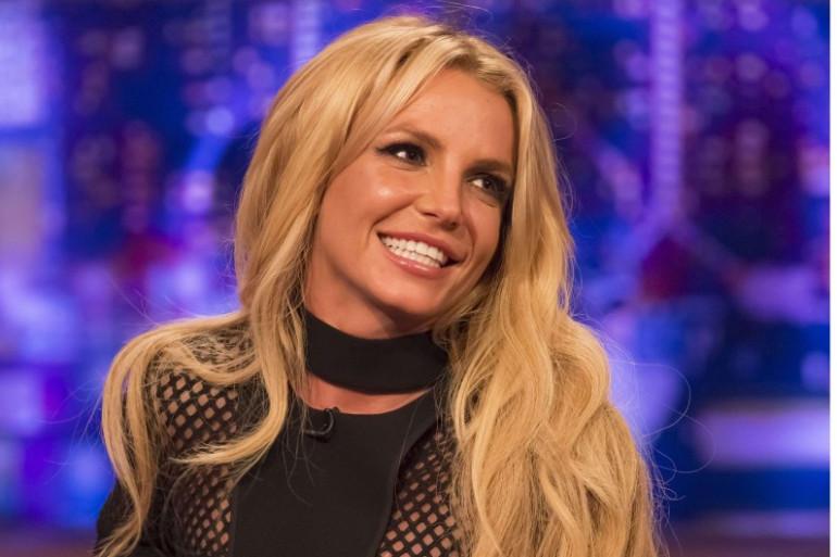 """Britney Spears sur le plateau de """"The Jonathan Ross Show"""""""