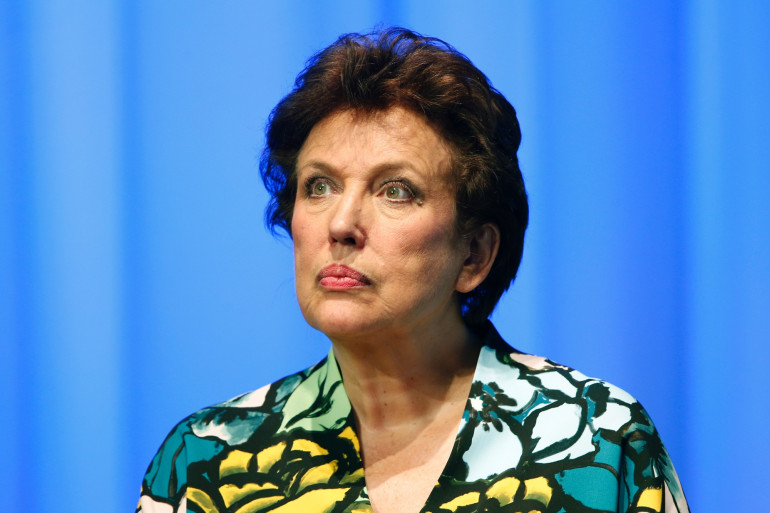 L'ancienne ministre de la Santé Roselyne Bachelot