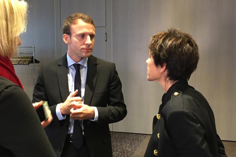 Emmanuel Macron, invité de RTL le 5 octobre 2016