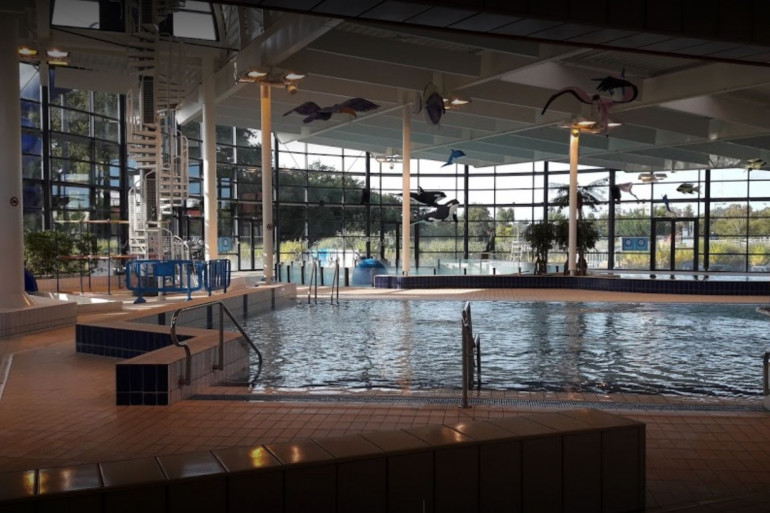 L'eau du centre aquatique Alre'O d'Auray (Morbihan) a été polluée accidentellement, le 2 juillet.