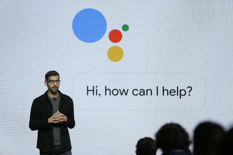 Google place l'intelligence artificielle au carrefour de son univers
