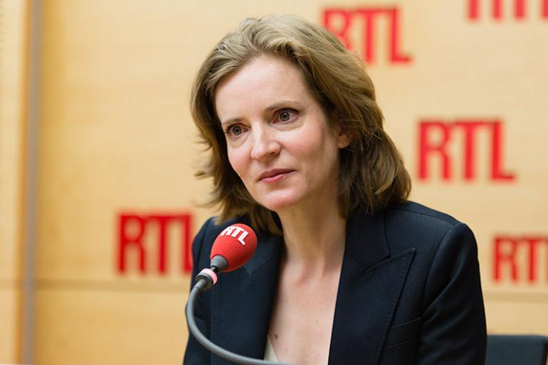 Nathalie Kosciusko-Morizet, invitée de RTL le 6 octobre 2016