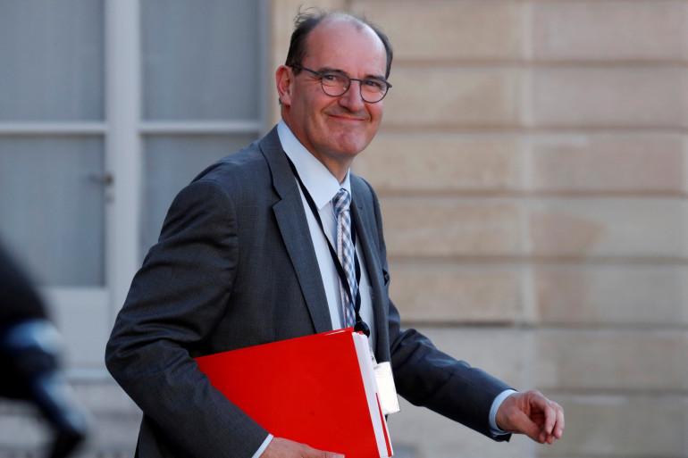 Le nouveau Premier ministre Jean Castex