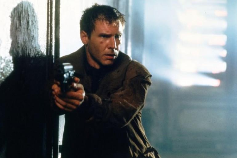 Harrison Ford dans le premier Blade Runner (1982)