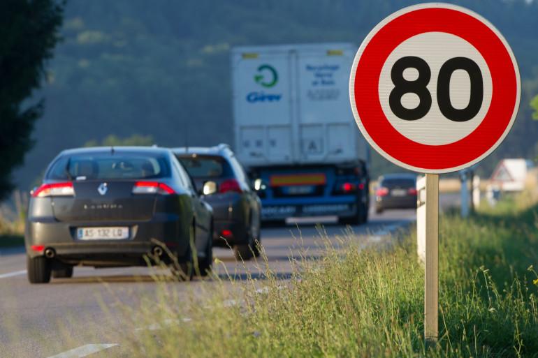 Le passage à 80km/h sur les deux voies a eu lieu le 1er juillet 2018