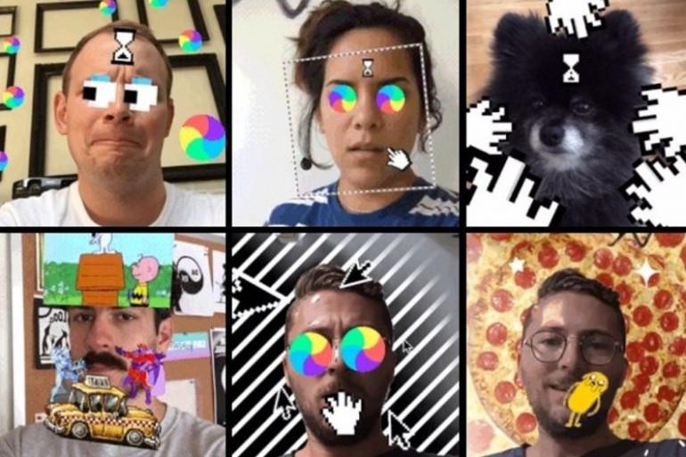 Giphy Cam 2.5 propose des GIFS en réalité augmentée