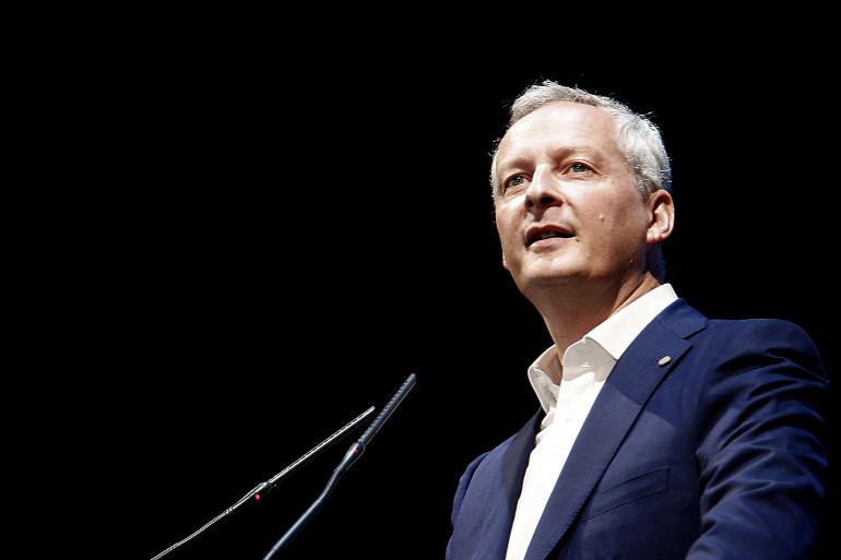 Bruno Le Maire, le 9 septembre 2016